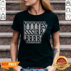 Official Yessir Ark V-neck