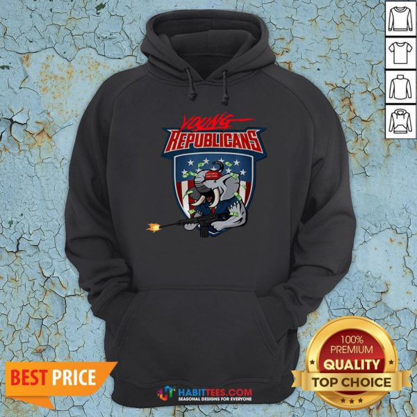 Official Young Republicans Make America Great Again Hoodie