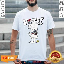Schoolhouse Rock Vote with Bill T-shirt