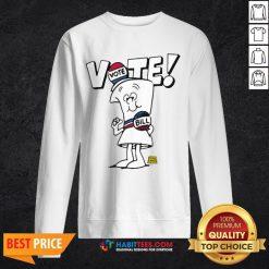 Schoolhouse Rock Vote with Bill Sweatshirt