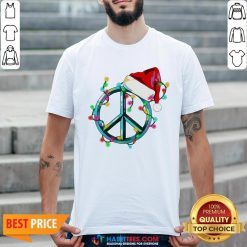 Funny Hippie Happy Christmas Shirts