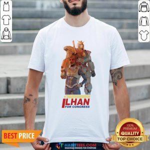 Ilh- Design by Habittees.coman Omar Gundam Pilot By Ben Sawyer Shirt