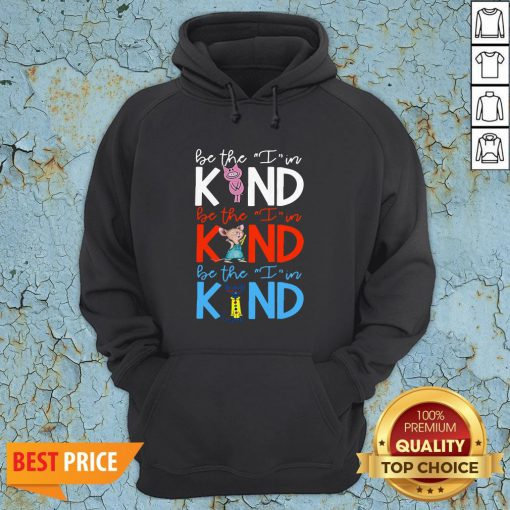 Teach Be The I Im Kind Pig Mouse Cat Hoodie