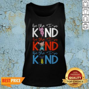 Teach Be The I Im Kind Pig Mouse Cat Tank Top