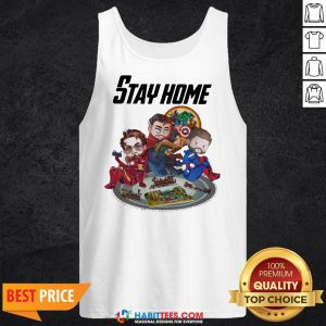 The Marvel Stay Home Tank Top