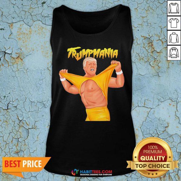 Trumpmania Trump Funny Clothing Tank Top