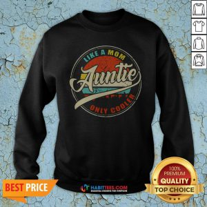 Vinatage Like A Om Auntie Only Cooler S Sweater Sweatshirt