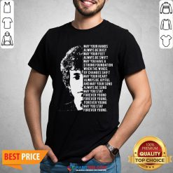Vip Jimi Hendrix May Your Hands Always Be Busy May Your Feet Always Be Swift May You Have A Strong Foundation Shirt - Design By Habittees.com