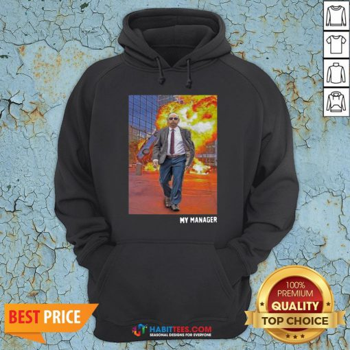 Awesome Fire Is Chaos Of Human Hoodie