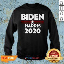 Funny Biden Harris 2020 Sweatshirt - Design By Habittees.com