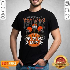 Funny Cleveland Browns End Zone Shirt
