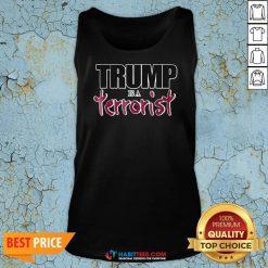 Funny Trump Terrorist Election Tank Top
