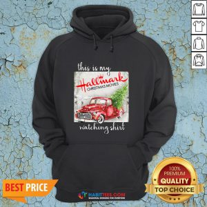 Hot This Is My Hallmark Christmas Movies Watching Sweat Hoodie - Design By Habittees.com