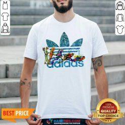 Nice Adidas Scuba Diving Shirt