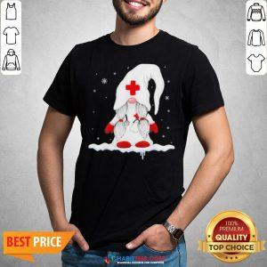 Nice Dwarf Medical White Snow Christmas Shirt