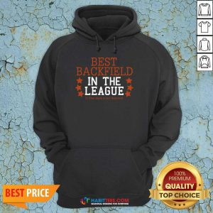Official Best Backfield In The League Hoodie