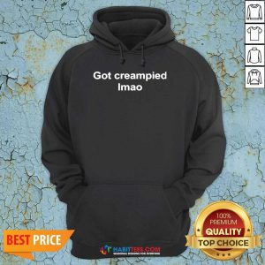 Official Got Creampied lmao Hoodie