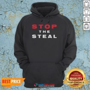 Official Stop The Steal Election Hoodie