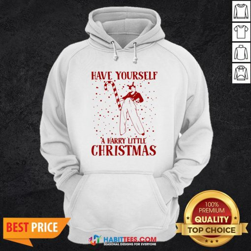 Perfect Have Yourself A Harry Little Christmas Hoodie - Design By Habittees.com