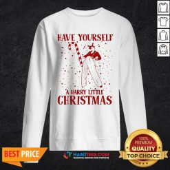 Perfect Have Yourself A Harry Little Christmas Sweatshirt - Design By Habittees.com
