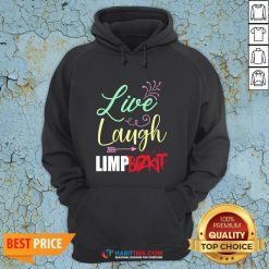 Perfect Live Laugh Limp Bizkit Hoodie - Design By Habittees.com