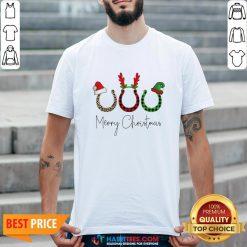 Perfect Santa Reindeer Horse Merry Christmas Sweater Shirt - Design By Habittees.com