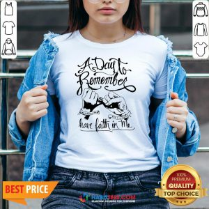 Premium A Day To Remember Have Faith In Me V-neck