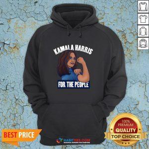 Premium Nice Kamala Harris For The People Biden Harris 2020 Hoodie - Design By Habittees.com