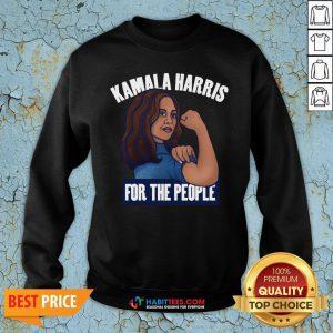 - Design By Habittees.comPremium Nice Kamala Harris For The People Biden Harris 2020 Sweatshirt