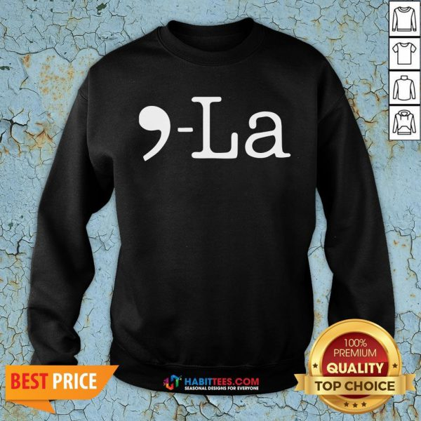 Pro Comma + La Kamala Harris Biden Harris 2020 Sweatshirt - Design By Habittees.com