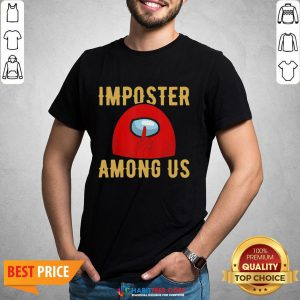 Super Red Imposter Among Us Shirt - Design By Habittees.com