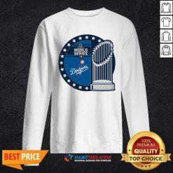 Top Los Angeles Dodgers Win World Series Baseball 2020 Sweatshirt - Design By Habittees.com