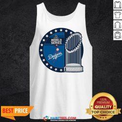 Top Los Angeles Dodgers Win World Series Baseball 2020 Tank Top - Design By Habittees.com