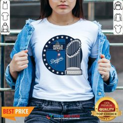 Top Los Angeles Dodgers Win World Series Baseball 2020 V-neck - Design By Habittees.com