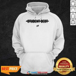 Awesome AOC Student Debt Hoodie - Design by Habittees.com