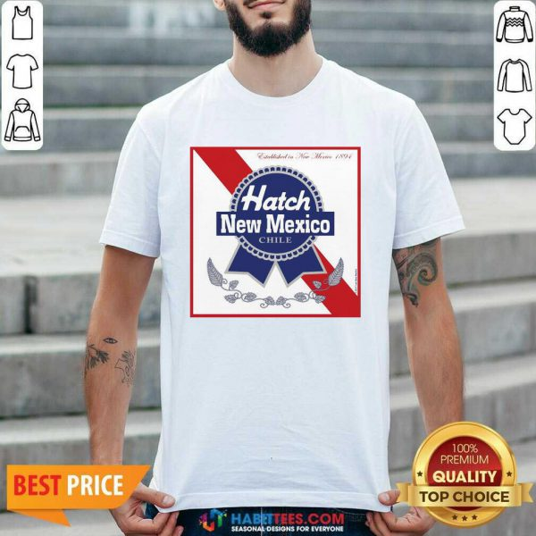 Awesome Hatch New Mexico Chile Tee Shirt - Design by Habittees.com