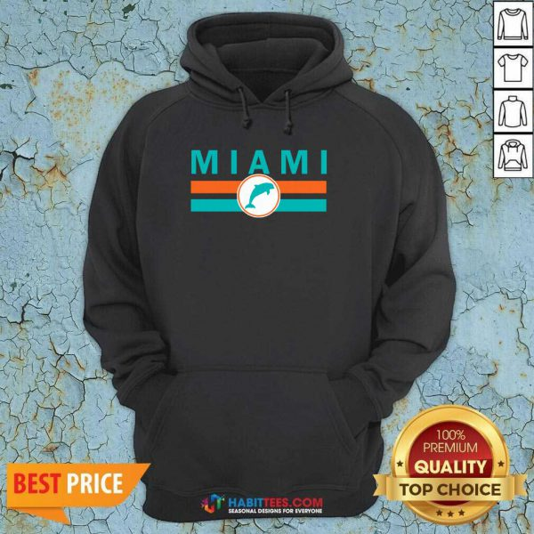 Awesome Mia Miami Hoodie - Design by Habittees.com