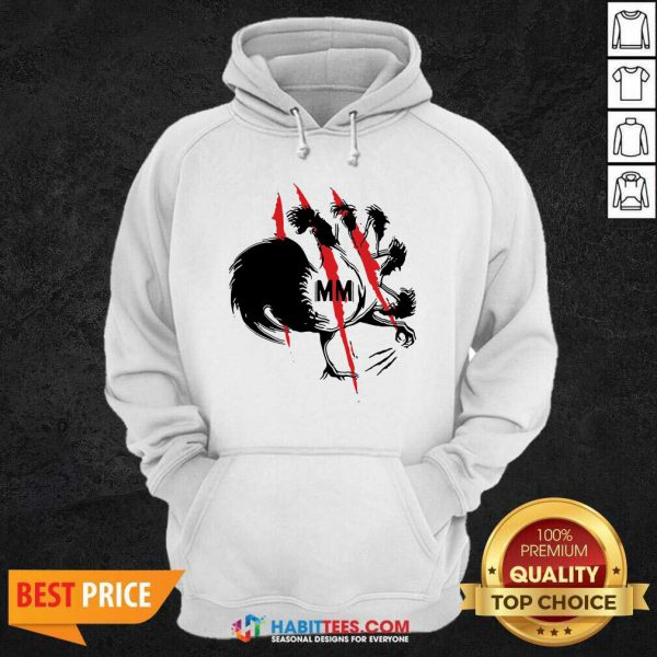 Awesome Mother Mother Merch Rooster Hoodie- Design by Habittees.com
