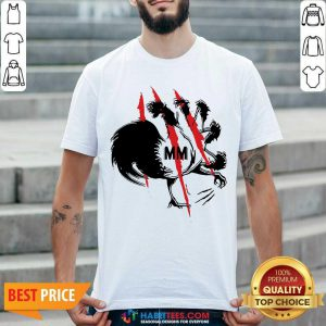 Awesome Mother Mother Merch Rooster Shirt- Design by Habittees.com