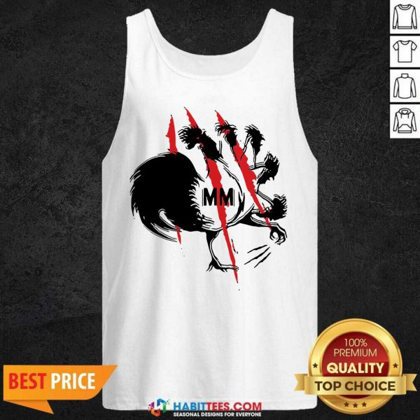 Awesome Mother Mother Merch Rooster Tank Top- Design by Habittees.com
