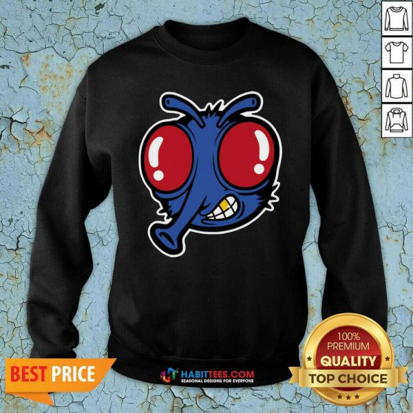 Awesome Royal Stoopid Fly Sweatshirt - Design by Habittees.com