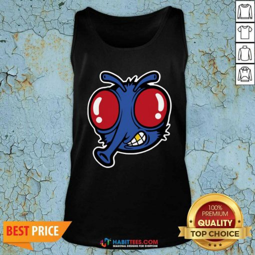 Awesome Royal Stoopid Fly Tank Top - Design by Habittees.com