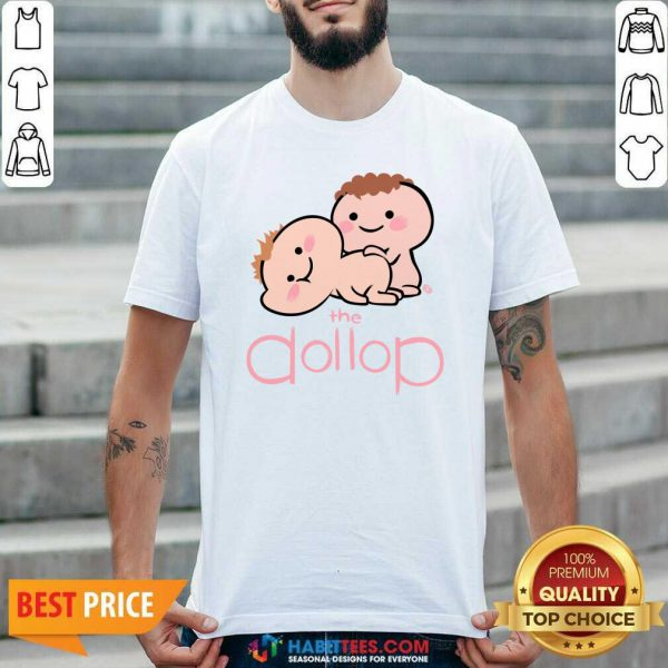 Funny The Dollop It's Okay Gareth Shirt - Design by Habittees.com