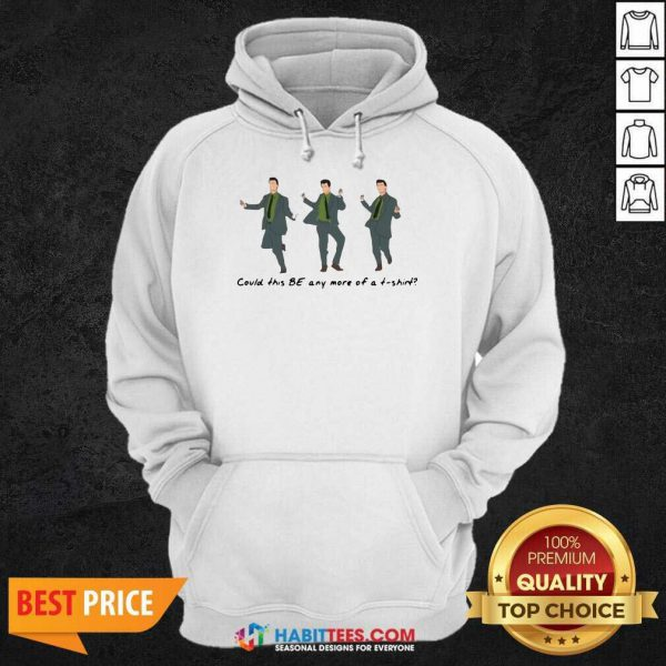 Good Joeys Could This Be Any More Of A Hoodie - Design by Habittees.com
