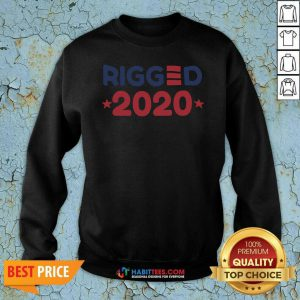 Good Rigged 2020 Sweatshirt - Design by Habittees.com
