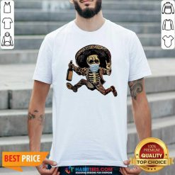 Good Skeleton Drink Wine Pine Shirt - Design by Habittees.com