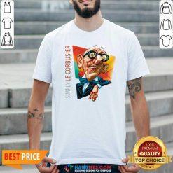 Original Simply Le Corbusier 2020 shirt - Design by Habittees.com