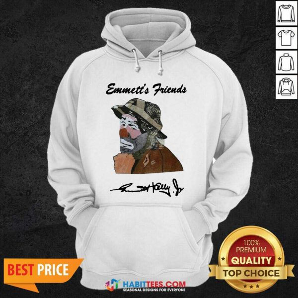 Awesome Emmett's Friends Signature Hoodie- Design by Habittees.com
