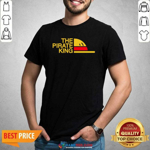 Premium The Pirate King Shirt - Design by Habittees.com