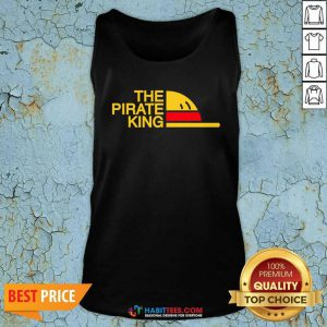 Premium The Pirate King Tank Top - Design by Habittees.com